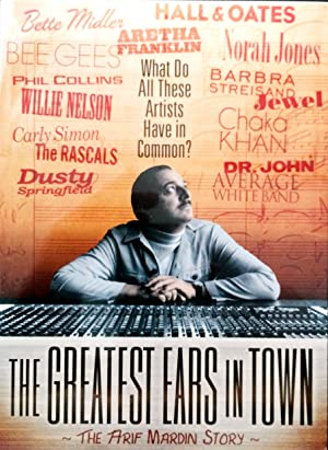 Where to stream The Greatest Ears in Town: The Arif Mardin Story