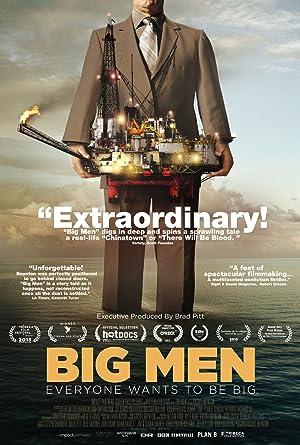 Where to stream Big Men
