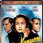 Henry Fonda, Dana Andrews, and Joan Crawford in Daisy Kenyon (1947)