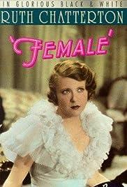Female Poster