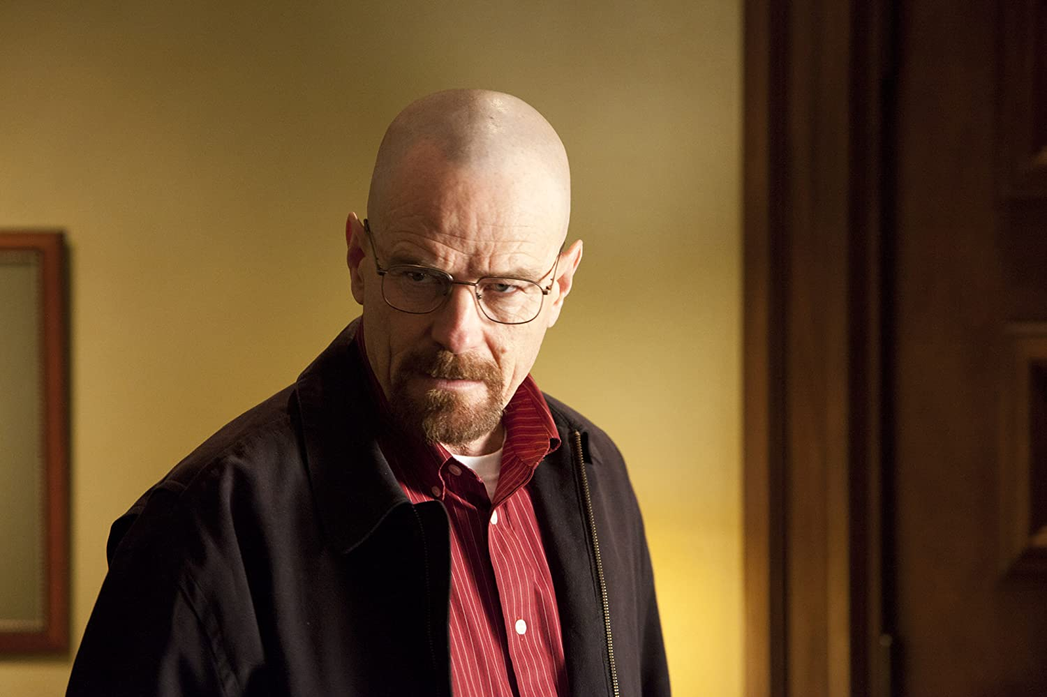 Bryan Cranston in Breaking Bad (2008)