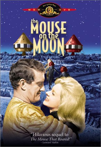 The Mouse on the Moon (1963)