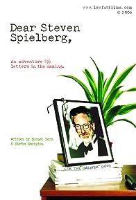 Primary photo for Dear Steven Spielberg