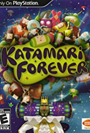 Katamari Forever Poster
