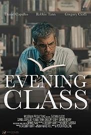 Evening Class Poster