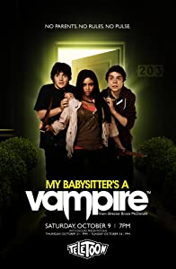 New english action movies 2018 watch online My Babysitter's a Vampire Canada [2048x2048]