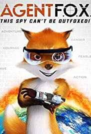 Agent F.O.X. Poster