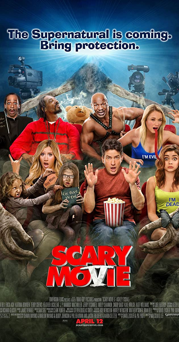 Scary Movie V 2013 Full Cast Crew Imdb