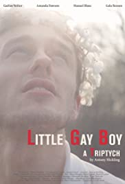 Little Gay Boy Poster