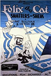 Felix the Cat Shatters the Sheik Poster