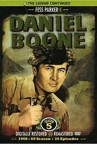 Fess Parker in Daniel Boone (1964)