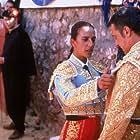 Adolfo Fernández and Rosario Flores in Hable con ella (2002)