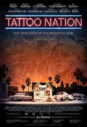 Where to stream Tattoo Nation