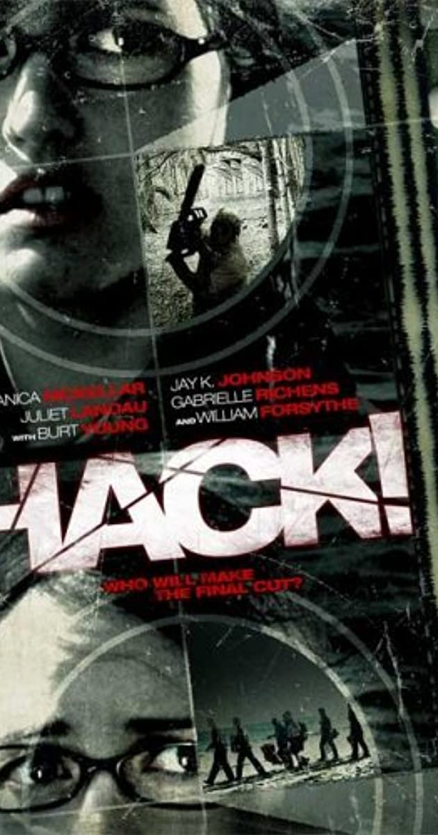 Subtitle of Hack!