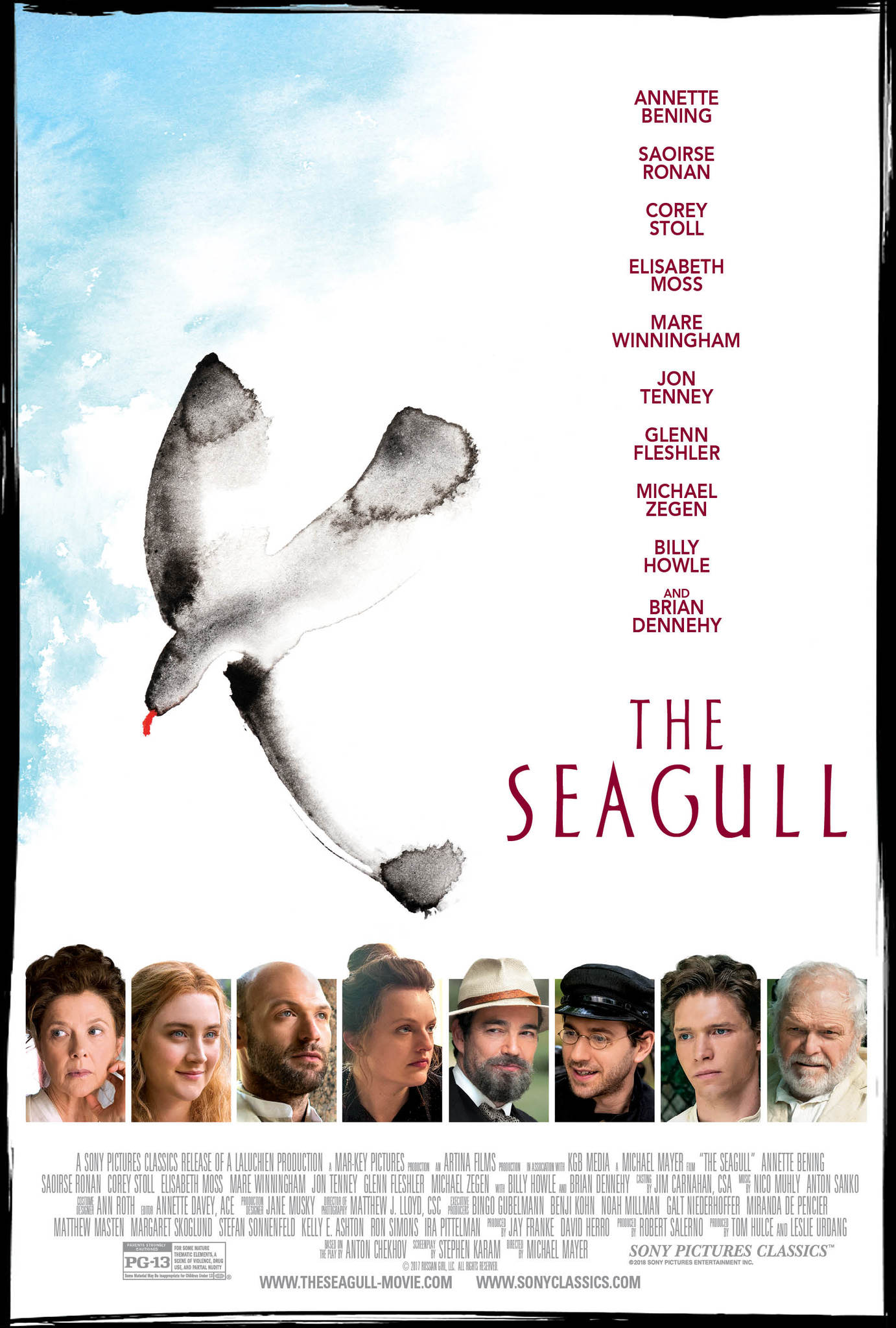 The Seagull (2018) - IMDb
