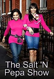 The Salt-N-Pepa Show Poster