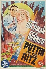 Joan Bennett and Harry Richman in Puttin' on the Ritz (1930)