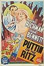 Puttin' on the Ritz (1930) Poster