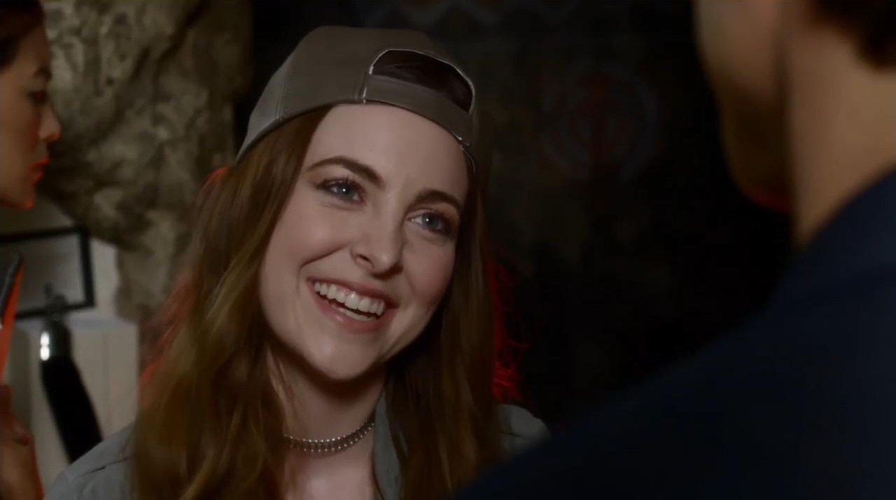 Brittany Curran in The Man from Earth: Holocene (2017)