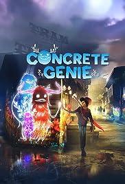 Concrete Genie Poster