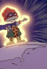 Superhero Chuckie/The Dog Broomer Poster