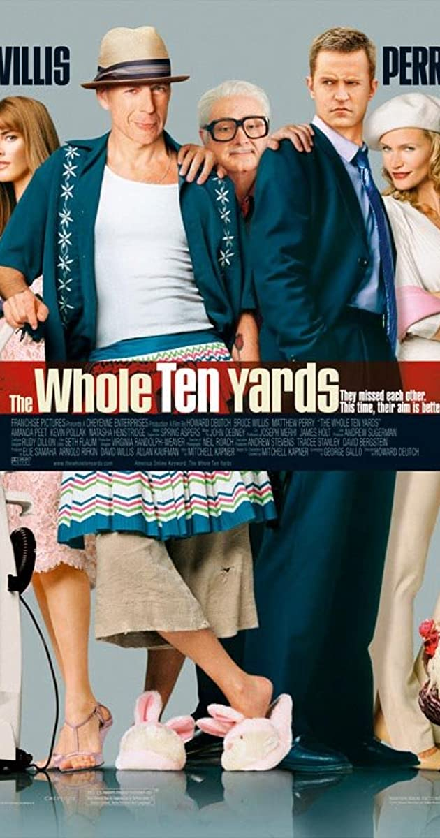Subtitle of The Whole Ten Yards
