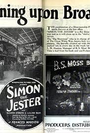 Simon the Jester Poster