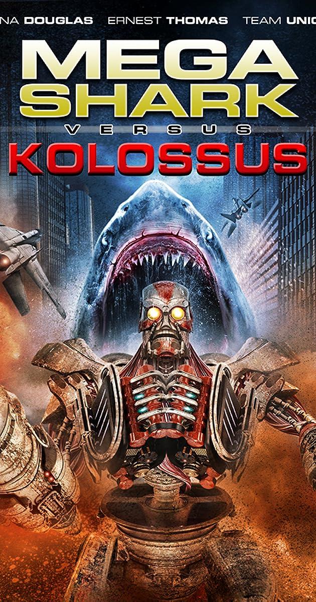 Subtitle of Mega Shark vs. Kolossus