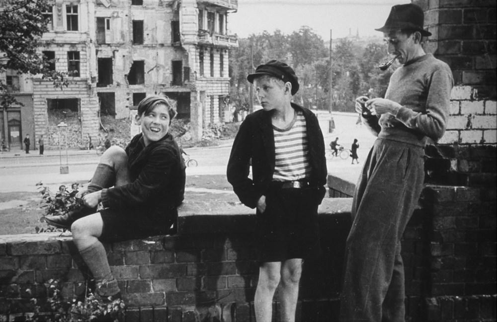 Edmund Moeschke in Germania anno zero (1948)