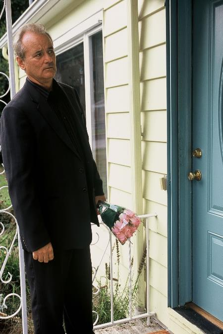 Bill Murray in Broken Flowers (2005)