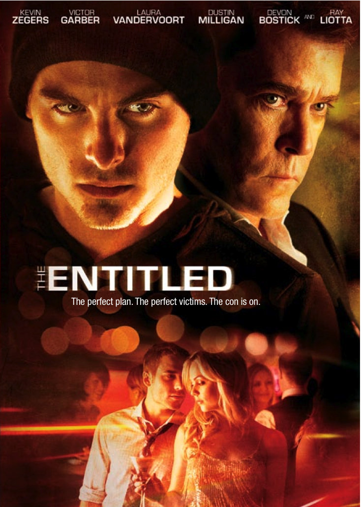 Nežinomasis / The Entitled (2011) Online
