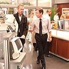 Robert Sean Leonard and Hugh Laurie in House M.D. (2004)