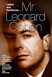 Ladies and Gentlemen, Mr. Leonard Cohen Poster