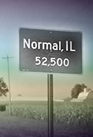 Welcome to Normal Poster