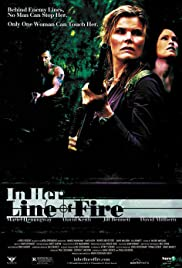 In Her Line of Fire Poster