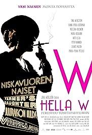 Hella W Poster