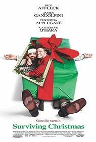 Ben Affleck and James Gandolfini in Surviving Christmas (2004)