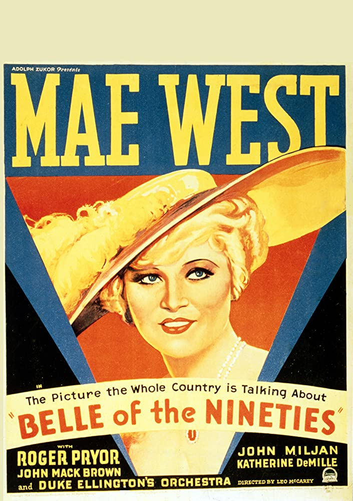 Mae West in Belle of the Nineties (1934)