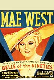Belle of the Nineties (1934) Poster - Movie Forum, Cast, Reviews
