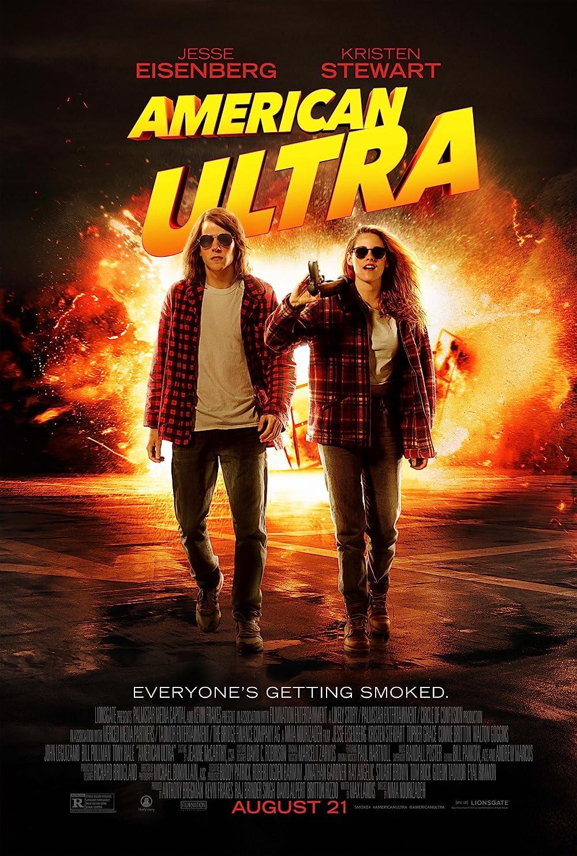American Ultra 2015 Hindi Dual Audio 350MB BluRay ESubs Download