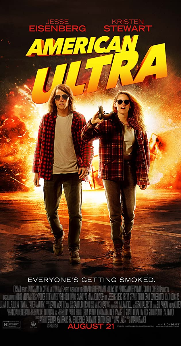 Subtitle of American Ultra