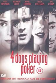 Tim Curry, Balthazar Getty, Stacy Edwards, Daniel London, and Olivia Williams in Four Dogs Playing Poker (2000)