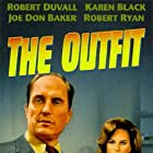 Robert Duvall and Karen Black in The Outfit (1973)