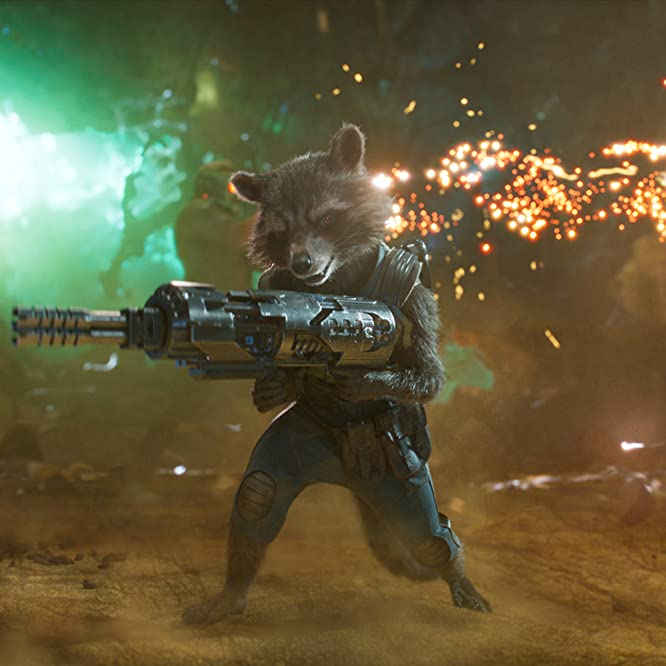 Bradley Cooper in Guardians of the Galaxy Vol. 2 (2017)