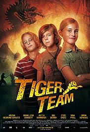 Tiger Team - Der Berg der 1000 Drachen Poster