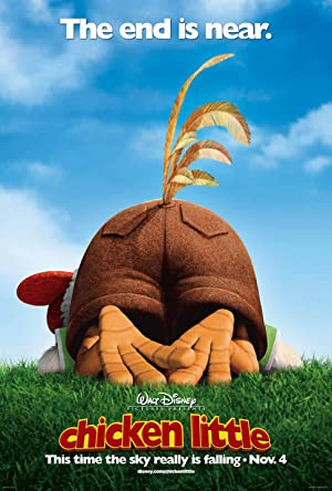 Chicken Little Poster Image