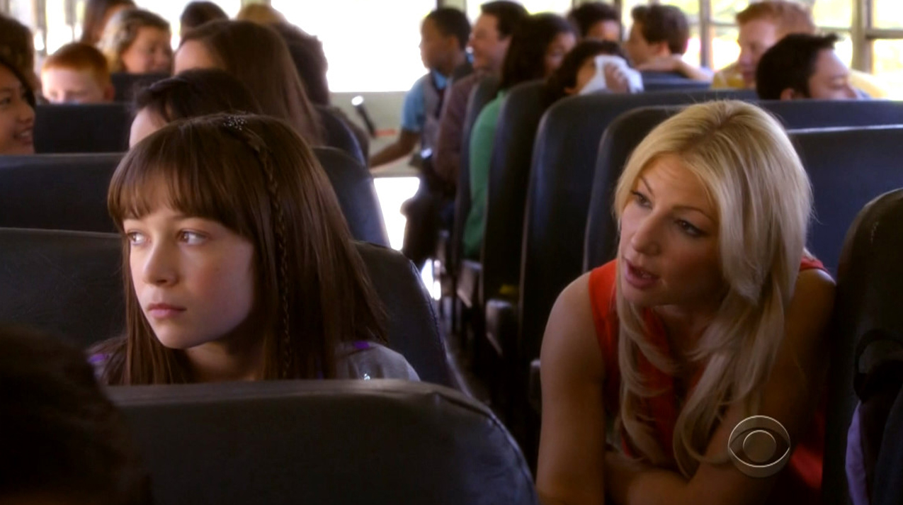 "Grace Kaufman & Ari Graynor ""Bad Teacher"" CBS"