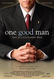 One Good Man Poster