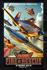 Primary photo for Planes: Fire & Rescue