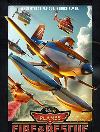 Planes Fire and Rescue (2014) 720p